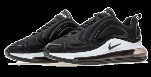 9cfe57ec Кроссовки Nike Air Max 720 Черно-белые в Махачкале - купить по ...
